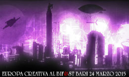 Bari, 24 marzo, workshop su Europa Creativa