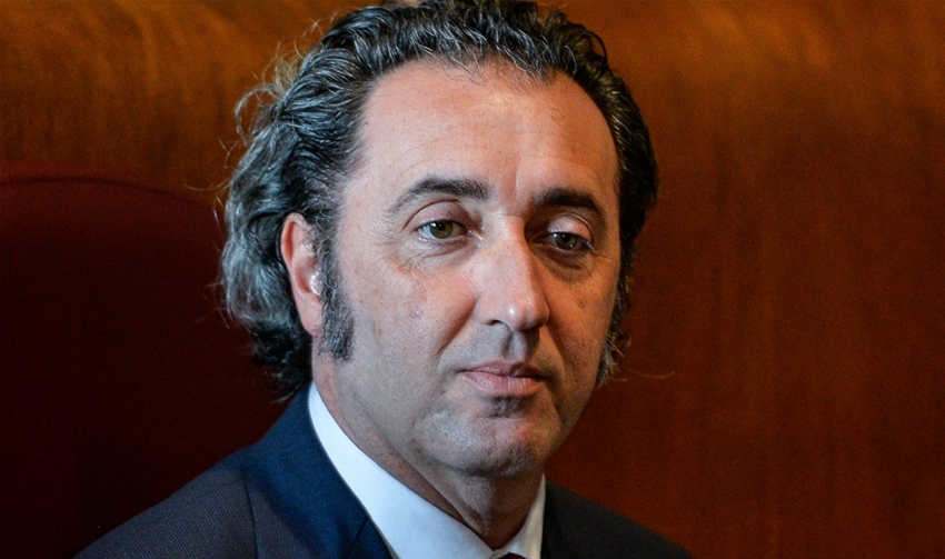 "Paolo Sorrentino torna a Cinecittà per ""The New Pope"""