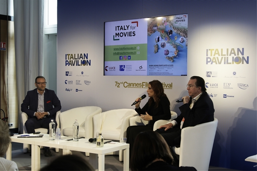 Borgonzoni: Cinecittà, Italian pride in the world