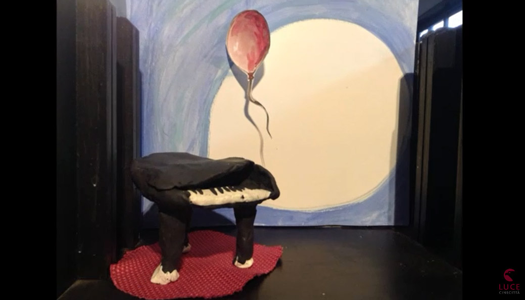 Speciale stop-motion: uno Steinway per sognare